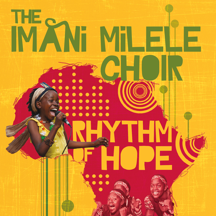 DVD case for The Imani Milele Choir.